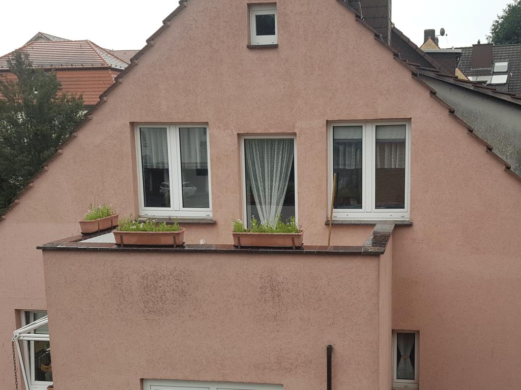 Balkonueberdachung-vorher